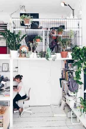 80 brilliant apartment garden indoor decor ideas (70)