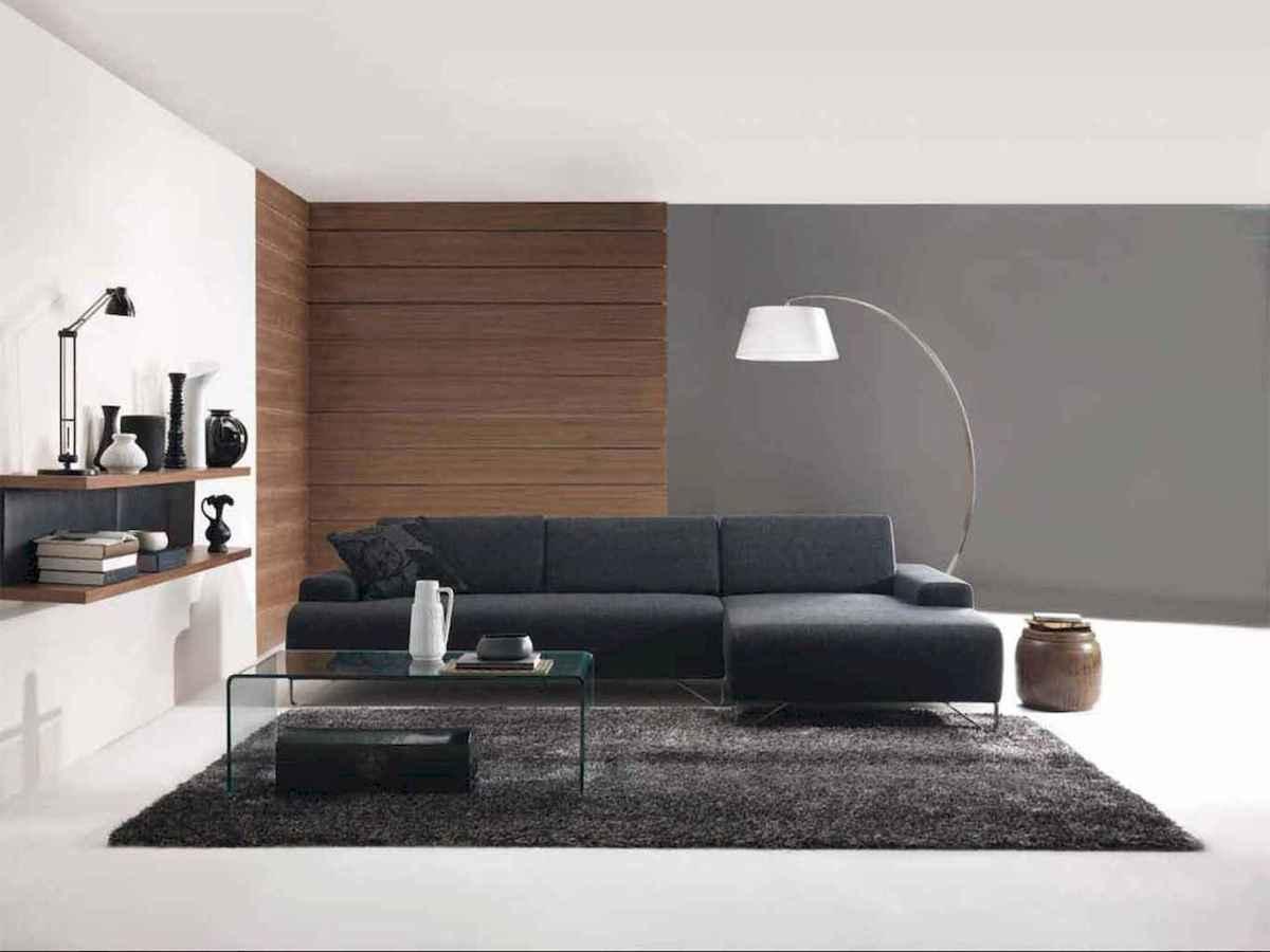 80 pretty modern apartment living room decor ideas (75)