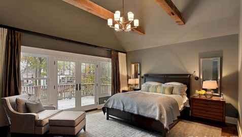 80 relaxing master bedroom decor ideas (49)