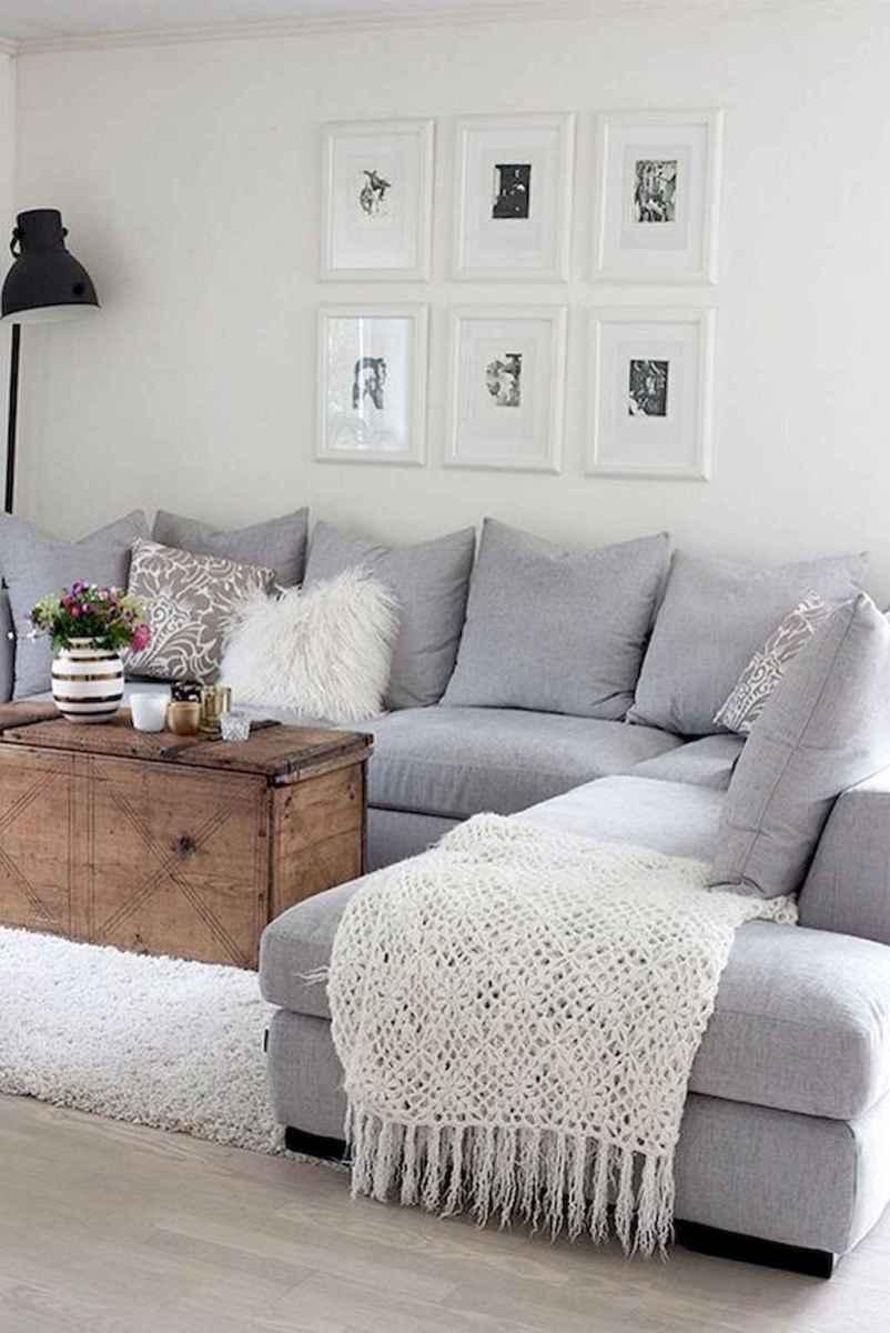 80 smart solution small apartment living room decor ideas ...