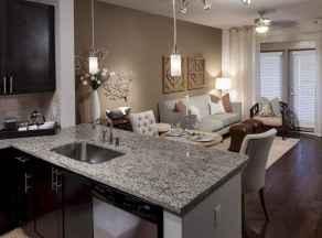 80 smart solution small apartment living room decor ideas (63)
