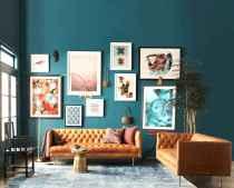 80 smart solution small apartment living room decor ideas (9)