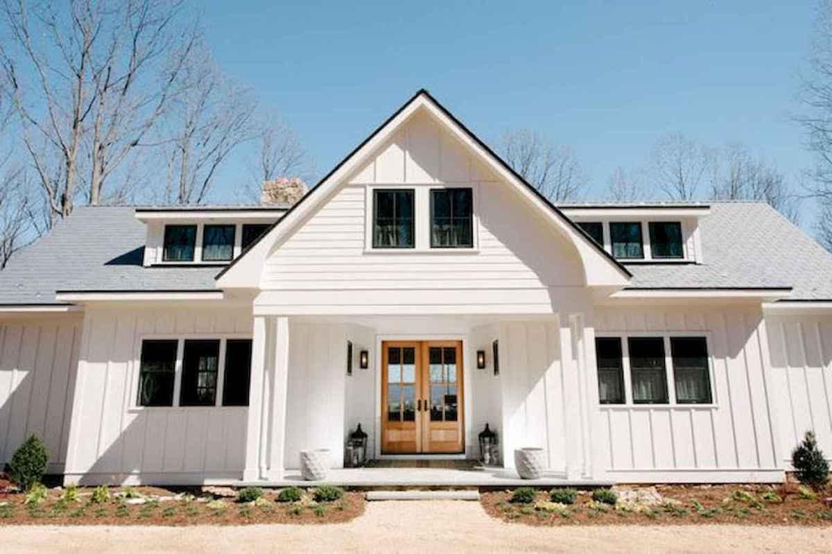 90 incredible modern farmhouse exterior design ideas (38 ...