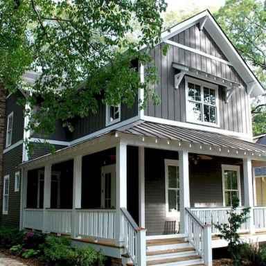 90 incredible modern farmhouse exterior design ideas (68)