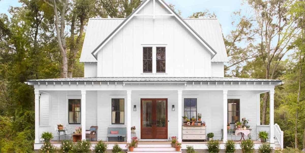 90 incredible modern farmhouse exterior design ideas (79 ... - photo#13