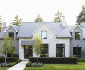 90 incredible modern farmhouse exterior design ideas (86)