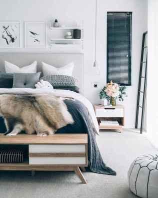 90 stunning modern master bedroom decor ideas (55)