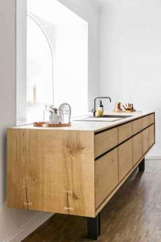 100 best oak kitchen cabinets ideas decoration for farmhouse style (40)