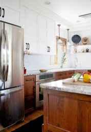 100 best oak kitchen cabinets ideas decoration for farmhouse style (47)