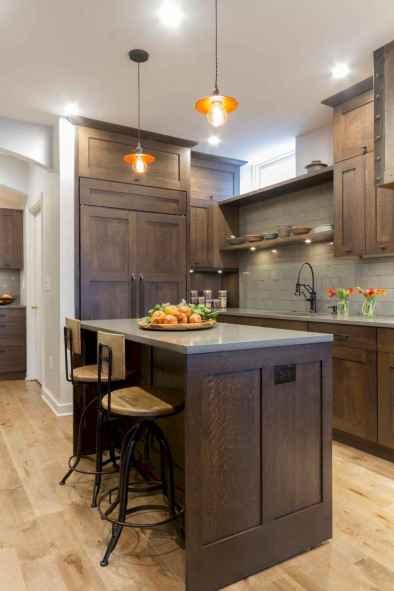 100 best oak kitchen cabinets ideas decoration for farmhouse style (83)