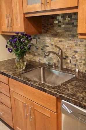 100 best oak kitchen cabinets ideas decoration for farmhouse style (91)