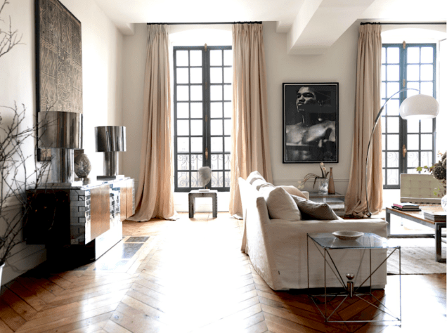 111 awesome parisian chic apartment decor ideas (111)