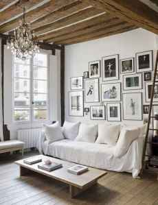 111 awesome parisian chic apartment decor ideas (37)