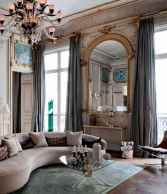 111 awesome parisian chic apartment decor ideas (47)