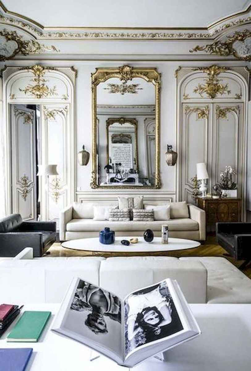 111 awesome parisian chic apartment decor ideas (64)