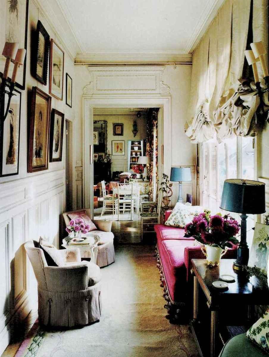 111 awesome parisian chic apartment decor ideas (70)