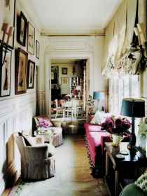 111 awesome parisian chic apartment decor ideas (70)