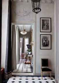 111 awesome parisian chic apartment decor ideas (83)