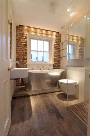 111 small bathroom remodel on a budget for first apartment ideas (64)