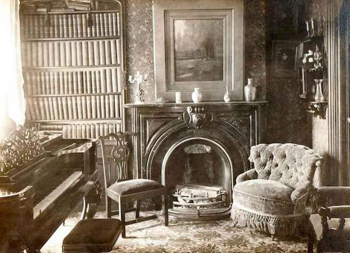 130 best victorian furniture ideas for farmhouse style design (111)