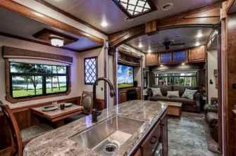 40 best rv living 5th wheels interior ideas decoration (31)