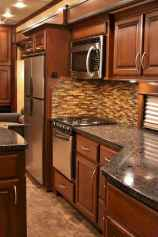 40 top rv 5th wheels kitchen hacks makeover and renovations tips ideas to make your road trips awesome (10)