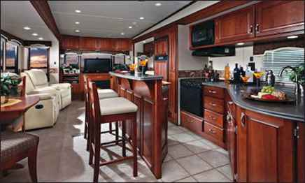 40 top rv 5th wheels kitchen hacks makeover and renovations tips ideas to make your road trips awesome (19)