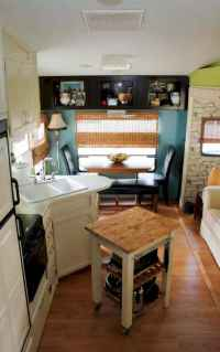 40 top rv 5th wheels kitchen hacks makeover and renovations tips ideas to make your road trips awesome (6)