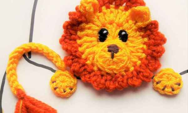 50 easy diy crochet animal scarf ideas for beginner (35)