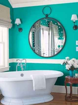 55 colorful and relax bathroom remodel ideas (12)