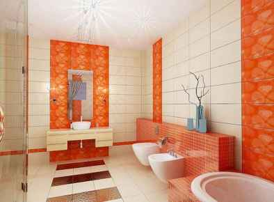 55 colorful and relax bathroom remodel ideas (26)