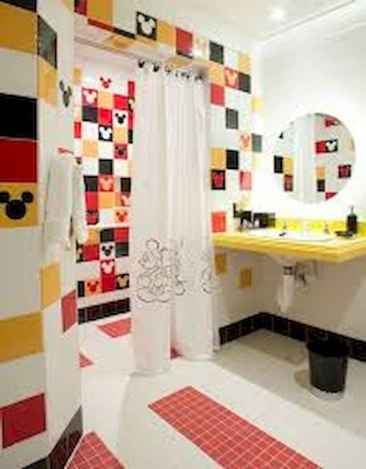 55 colorful and relax bathroom remodel ideas (38)