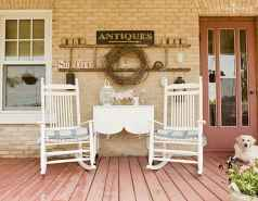 60 awesome farmhouse porch rocking chairs decoration (24)