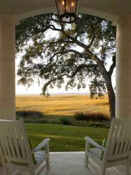 60 awesome farmhouse porch rocking chairs decoration (40)
