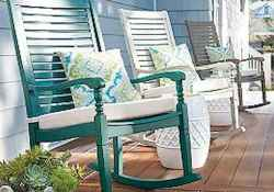 60 awesome farmhouse porch rocking chairs decoration (52)