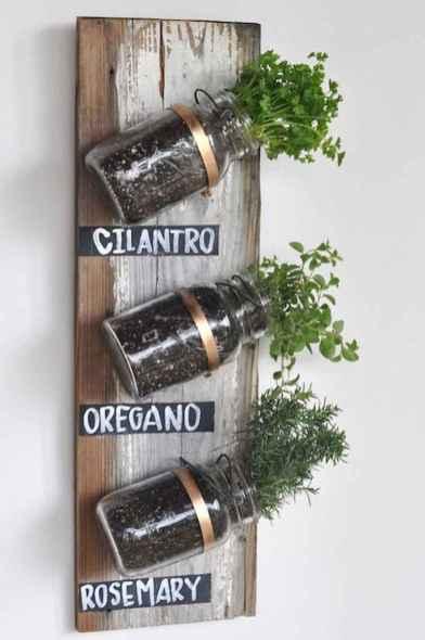 60 easy to try herb garden indoor ideas (12)