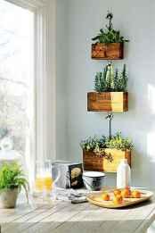 60 easy to try herb garden indoor ideas (20)