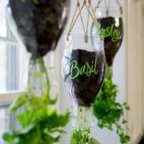 60 easy to try herb garden indoor ideas (29)