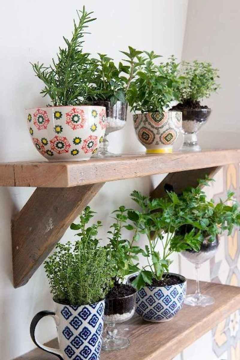 60 easy to try herb garden indoor ideas (38)