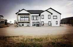 60 rustic farmhouse exterior decor ideas (30)