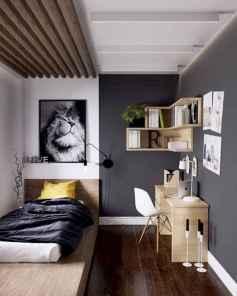 65 best studio apartment decorating ideas (41)
