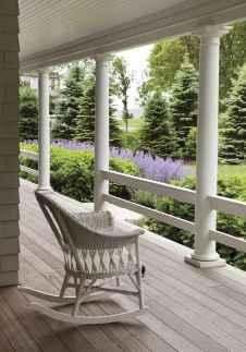 65 stunning farmhouse porch railing decor ideas (39)