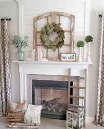66 best farmhouse living room remodel ideas (15)