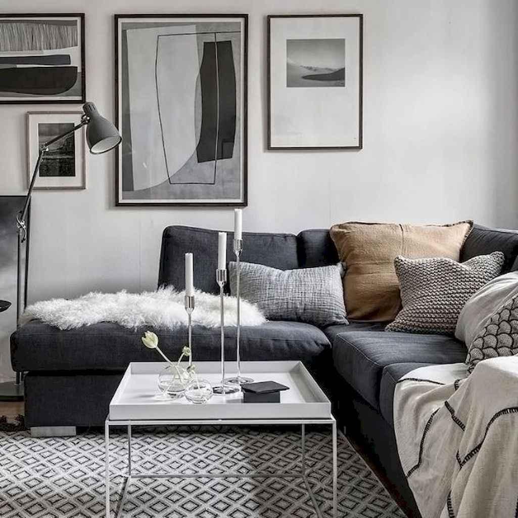 66 best farmhouse living room remodel ideas (25)