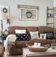66 best farmhouse living room remodel ideas (66)