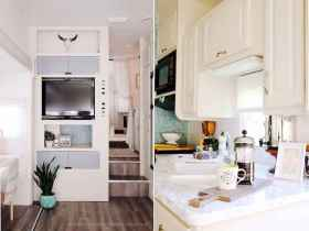 70 awesome rv living iinterior decor ideas on a budget (26)