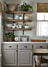 70 pretty farmhouse kitchen curtains decor ideas (24)