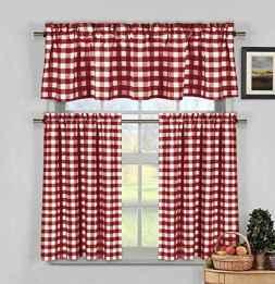 70 pretty farmhouse kitchen curtains decor ideas (6)