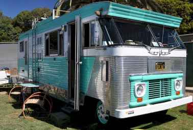 70 spectacular vintage trailers rv living ideas (38)
