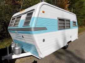 70 spectacular vintage trailers rv living ideas (40)